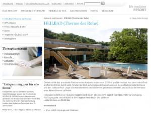 Therme & Kurhaus Bad Gleichenberg