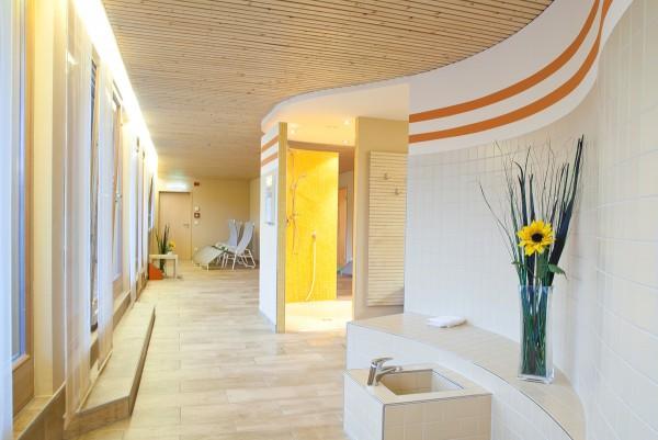 Sauna- und Relaxbereich