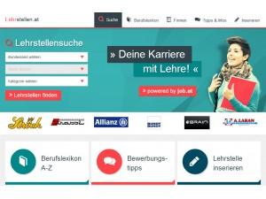 Lehrstellen.at, eine neue Lehrstellenbörse für Österreich
