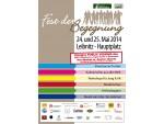 Fest der Begegnung - 24. und 25. Mai 2014