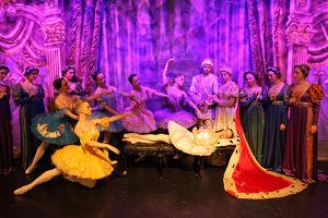 DORNRÖSCHEN - Klassisches Russisches Ballett aus Moskau
