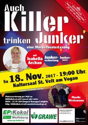 Auch Killer trinken Junker