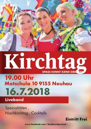 Christophorus Nachkirchtag