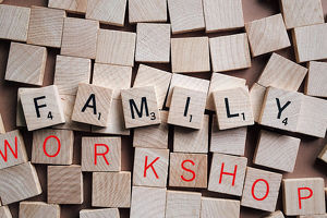 FAMILIEN WORKSHOP