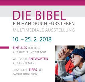 Multimediale Bibel-Ausstellung