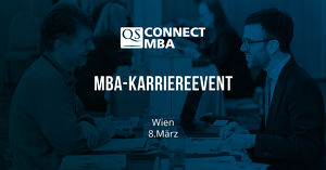 QS Connect MBA Wien - MBA Beratung & Networking Event