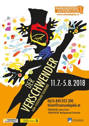 Raimundspiele Gutenstein 2018
