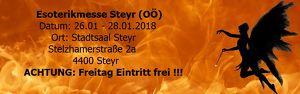 Esoterikmesse Steyr