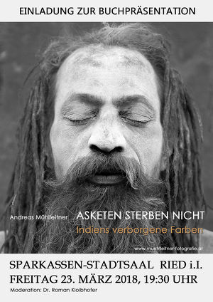 Buchpräsentation - Andreas Mühlleitner