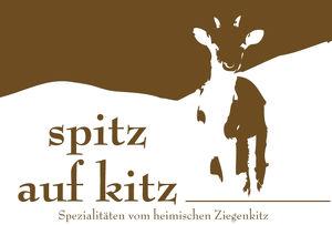 Spitz auf Kitz