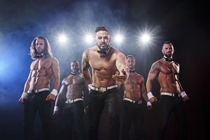 THE CHIPPENDALES about last night tour 2018