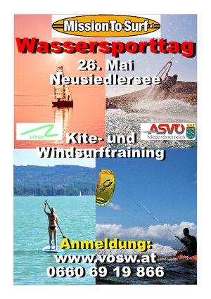 1. Amstettner Wassersporttag am Neusiedlersee