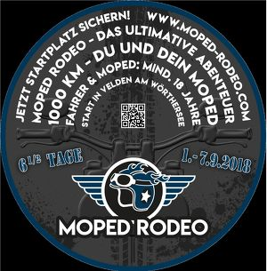 Moped Rodeo