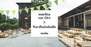 ♡ markta vor Ort ♡ Weihachtsmarkt Nordbahnhalle
