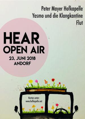 HEAR OPEN AIR