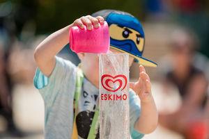 Die ESKIMO Spaß-Tour kommt zum Wonders Beachclub!