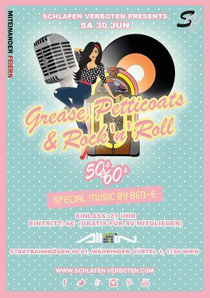 Grease, Petticoats & Rock 'n' Roll