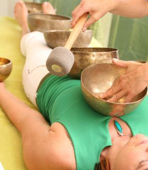 Ausbildung Klangmassage