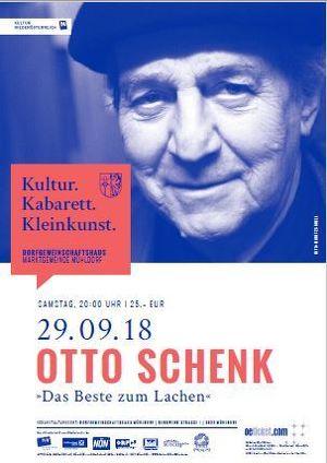 """OTTO SCHENK """"Das Beste zum Lachen"""""""