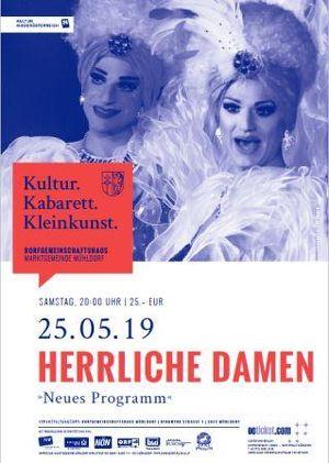 """Herrliche Damen - """"Neues Programm"""""""