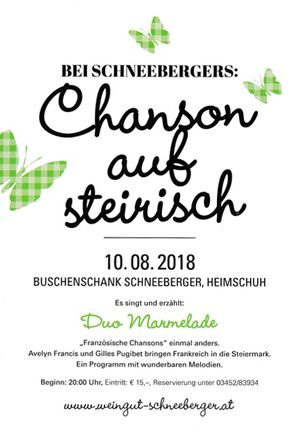 Steirische Chansons