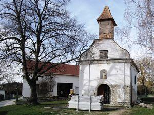 Tag des Denkmals – Riitzing - Rosalienkapelle
