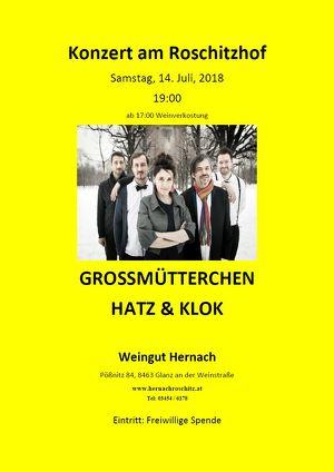 Konzert am Roschitzhof