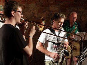 Dozentenkonzert des Big Band-Workshops
