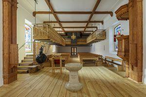 Tag des Denkmals – Mitterbach – Evangelische Kirche