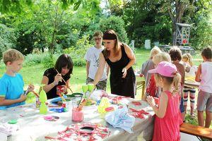 Sommer-Kreativ-Workshops für alle am Wörthersee!