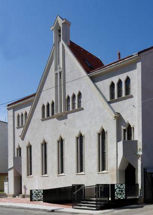 Tag des Denkmals – Evangelische Kreuzkirche Hietzing