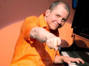 Klavierkabarett ILLUSIONEN MIT 50 von/mit Roman SEELIGER