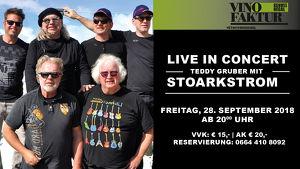 """Live in Concert """"STOARKSTROM"""""""