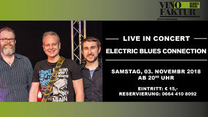 "Live in Concert ""ELECTRIC BLUES CONNECTION"""