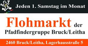 Flohmarkt der Pfadfindergruppe Bruck
