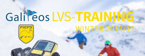 Pieps LVS Training