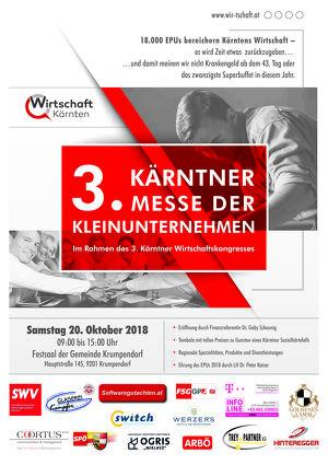 3. Kärntner Messe der Kleinunternehmen im Rahmen des 3.KWK