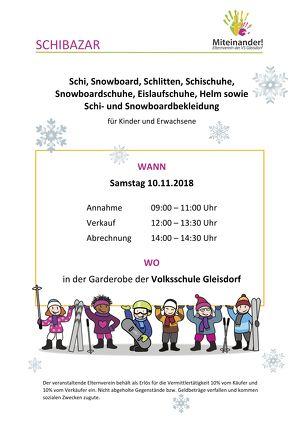 Ski- und Winterartikelbazar