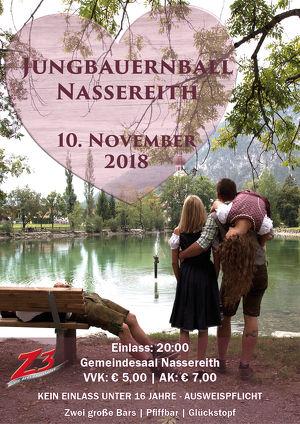 Jungbauernball Nassereith 2018