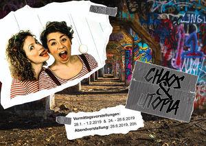 Chaos & Utopia - Eine Geschichte nicht über Alice, aber über die Bewohner_innen* des Wunderlandes