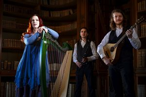 Celtic Folk Konzert - Spinning Wheel