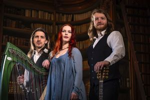Spinning Wheel folk Band im Kotter