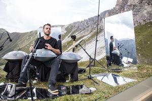 Parasol Peak, Film und Konzert