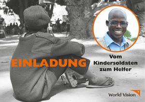 Vom Kindersoldaten zum Helfer
