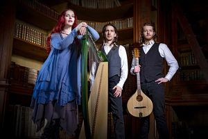 Celtic Folk Konzert - Spinning Wheel