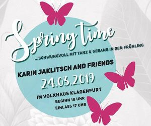 Spring Time - Karin Jaklitsch & Friends