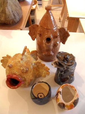 Gestalten mit Keramik