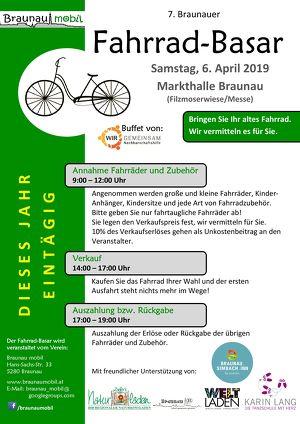 7. Braunauer Fahrradbasar