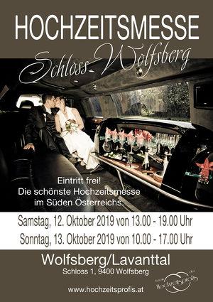 Hochzeitsmesse Schloss Wolfsberg