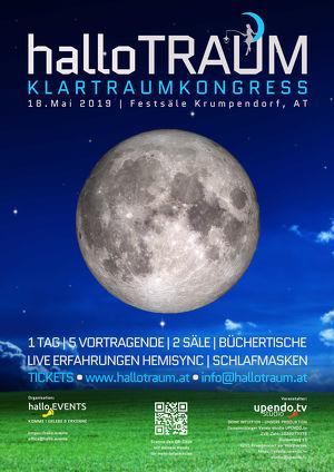 halloTRAUM Klartraum-Kongress 2019